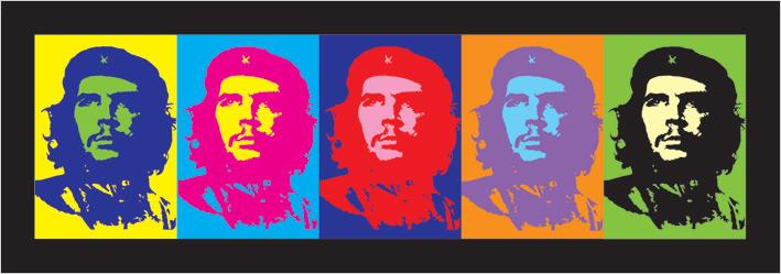 Che Guevara (Pop Art) Art Print