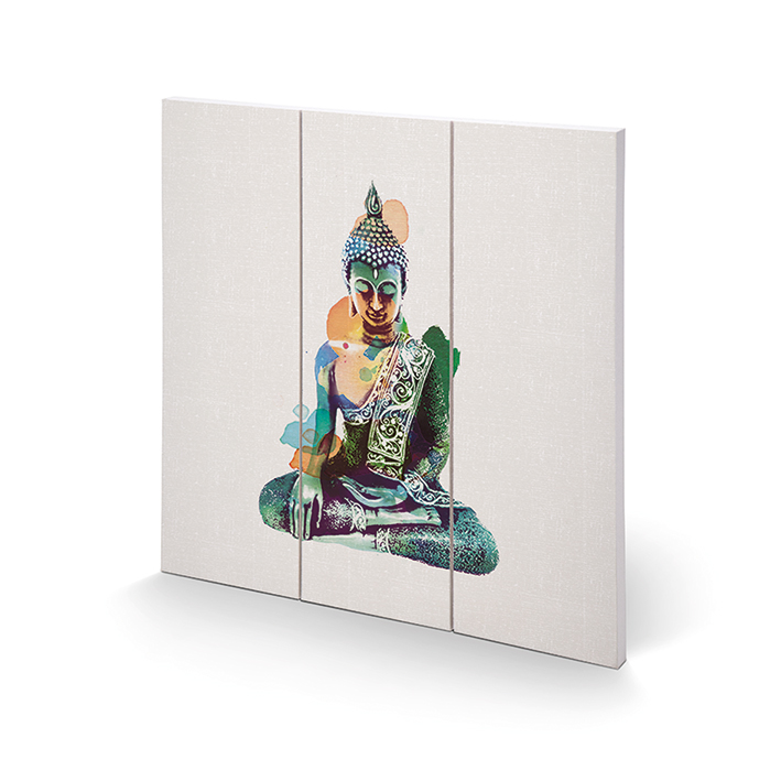 Summer Thornton (Jade Buddha) Wood Prints