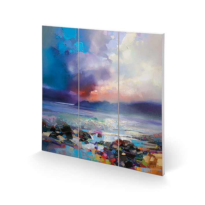 Scott Naismith (Lacuna) Wood Prints