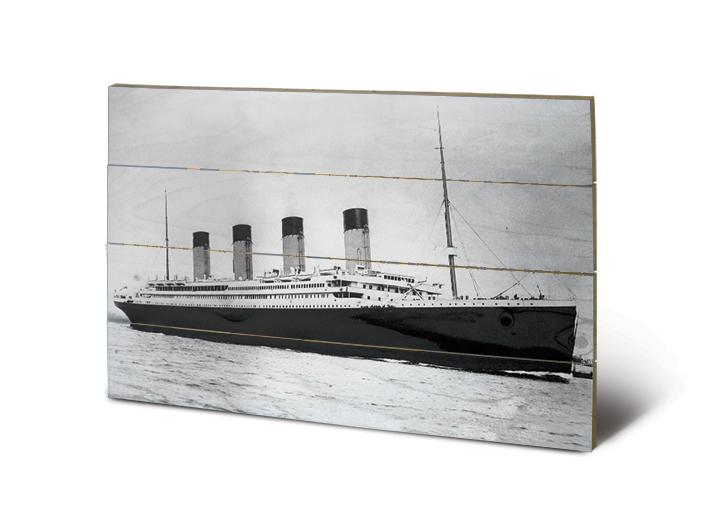 Titanic (2) Wood Prints