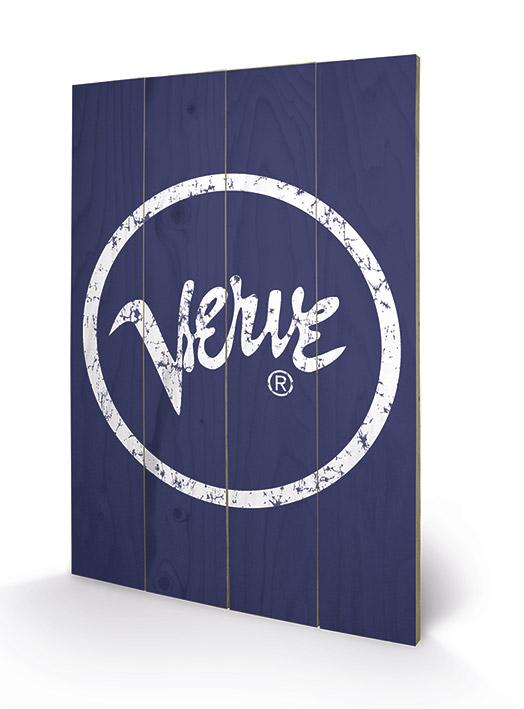 Verve (Logo) Wood Prints