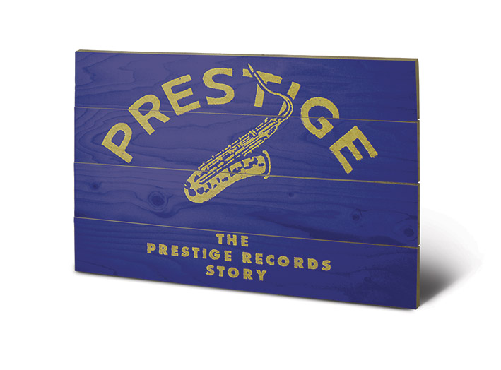 Prestige (Logo) Wood Prints