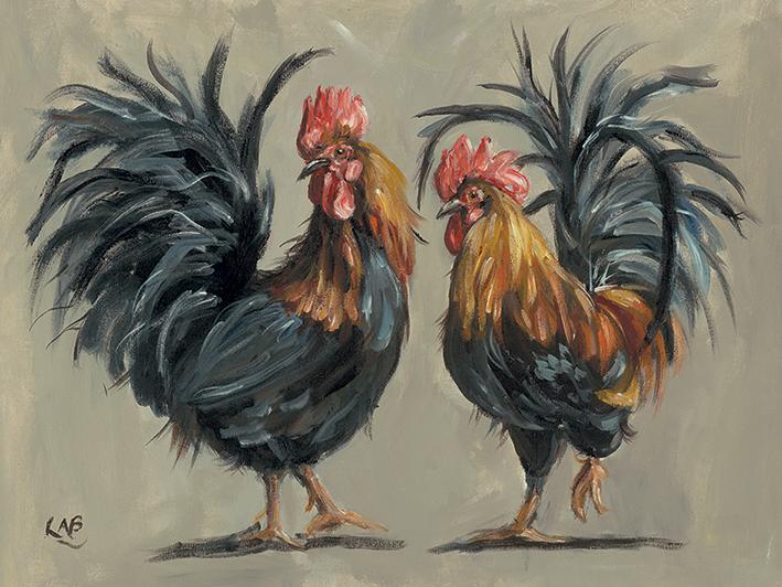 Louise Brown (Cock-a-Hoop) Canvas Print