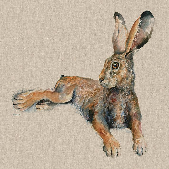 Jane Bannon (Sacha) Canvas Prints