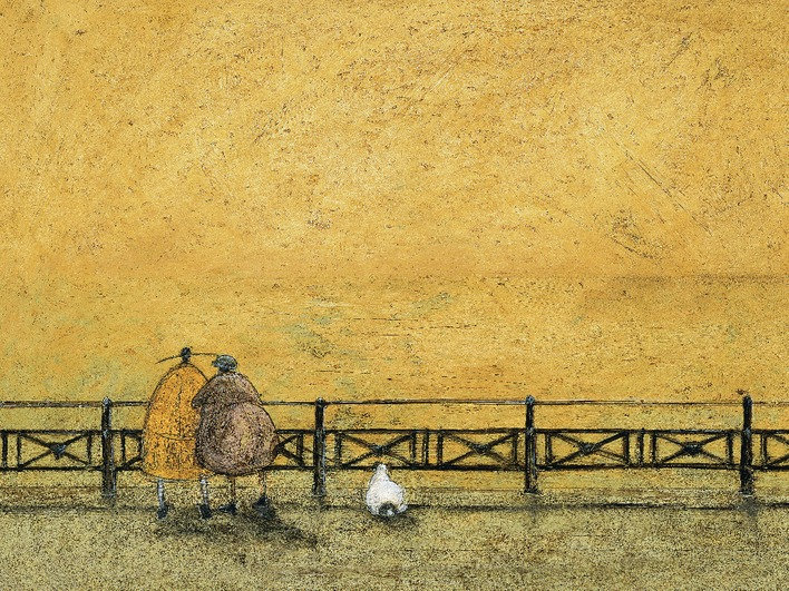 Sam Toft (A Romantic Interlude) Canva