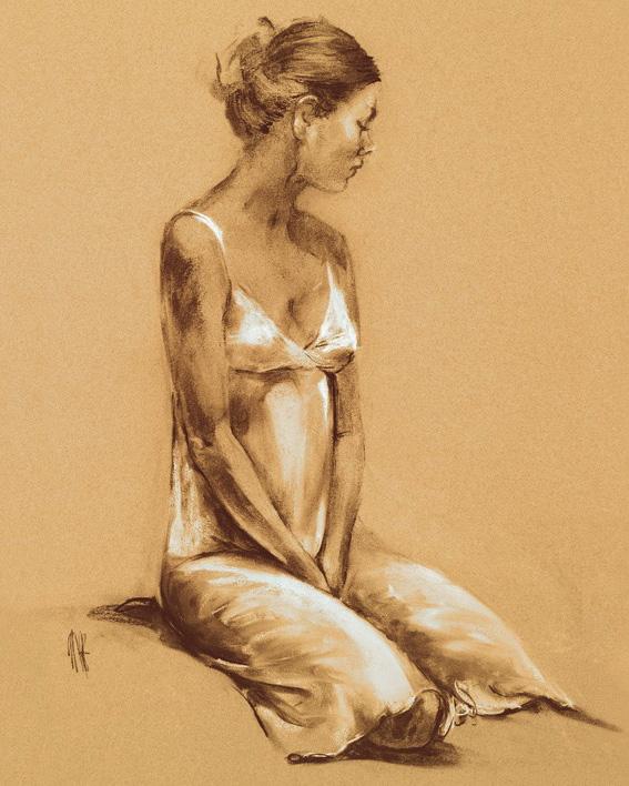 T. Good (Silk IV) Canvas Print