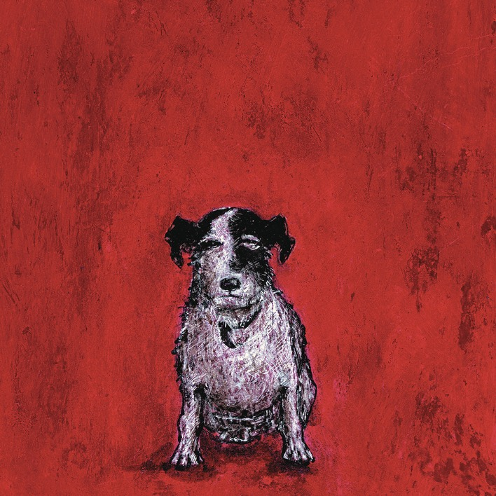 Sam Toft (Small Dog) Canvas Print