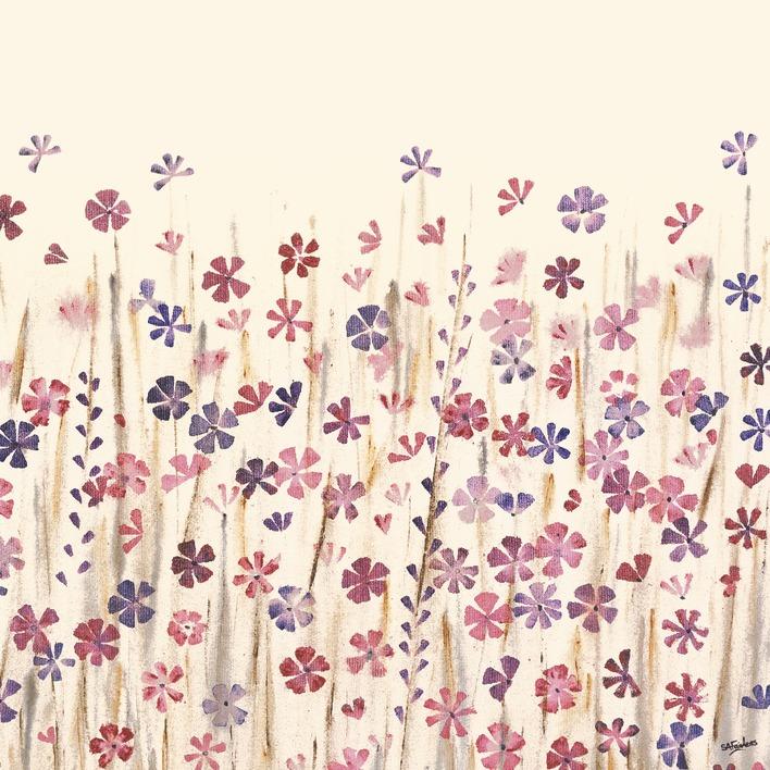 Simon Fairless (Summer Bloom) Canvas Prints