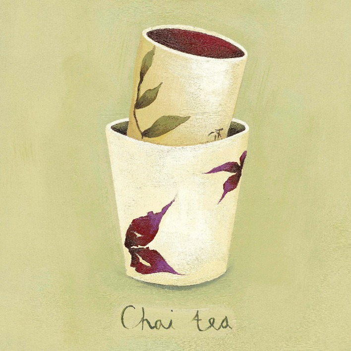Nicola Evans (Chai Tea) Canvas Prints