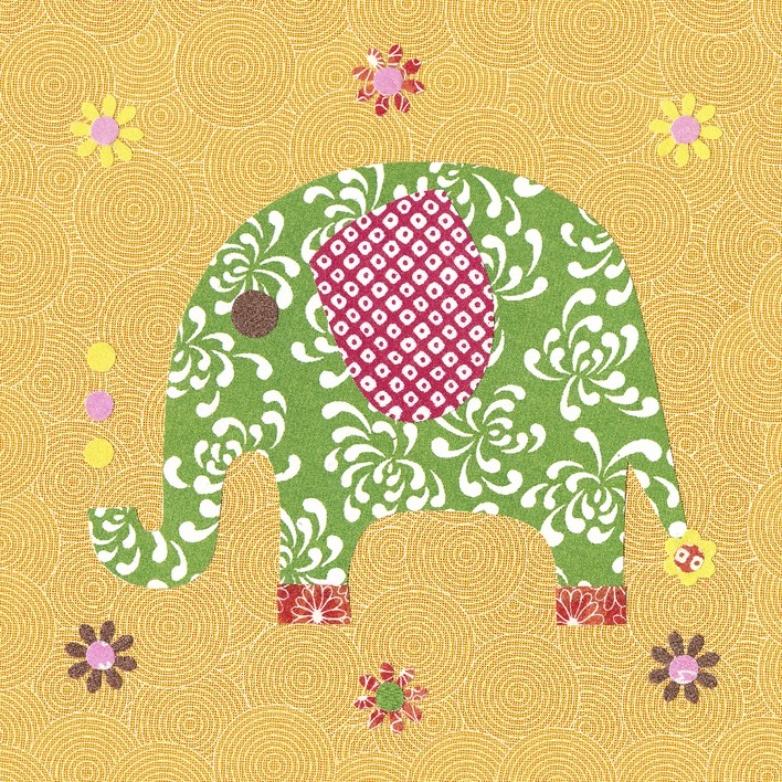 Rachel Taylor (Elephant) Canvas Prints