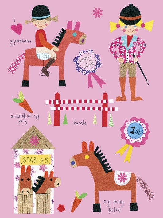Rachel Taylor (Gymkhana) Canvas Print