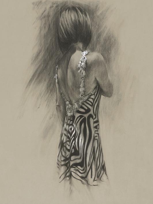 T. Good (Shadow I) Canvas Prints