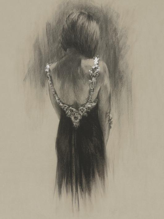 T. Good (Shadow II) Canvas Print