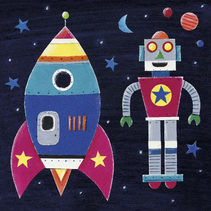Simon Hart (Rocket) Canvas Prints