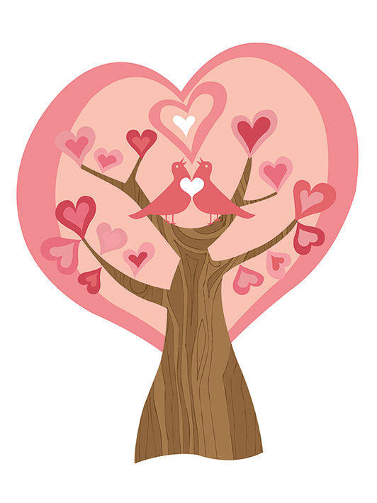 Valentina Ramos (Tree of Love) Canvas Prints