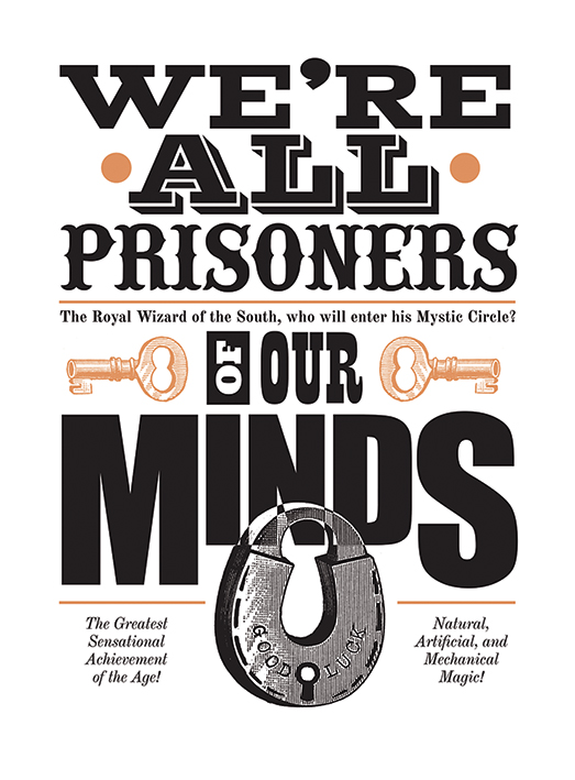 asintended (Prisoners Of Our Minds) Canvas Prints