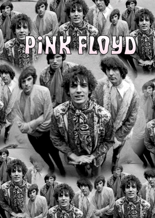 Pink FLoyd (Piper) Canvas Print