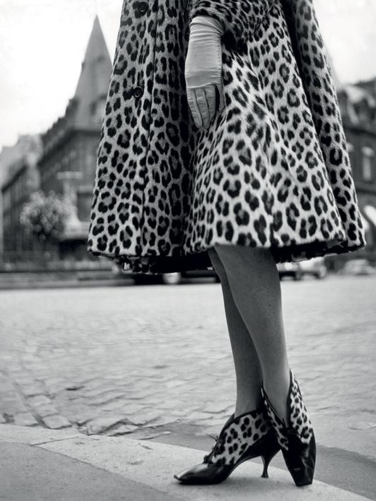 Time Life (Dior Leopard Print) Canvas Prints
