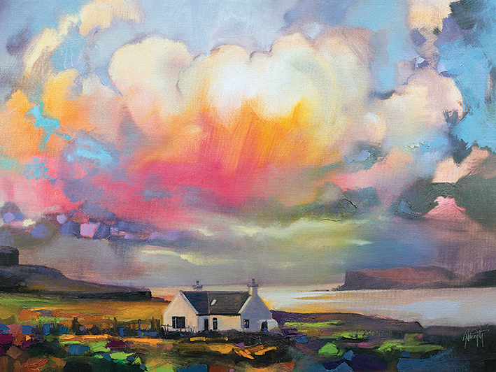 Scott Naismith (Duirinish Skye) Canvas Prints