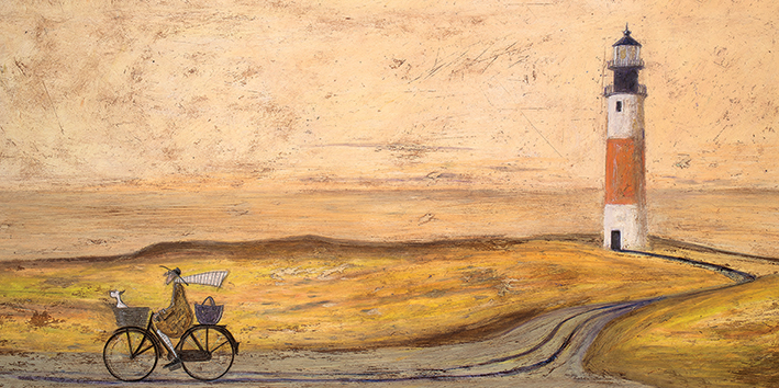 Sam Toft (A Day of Light) Canvas Prints