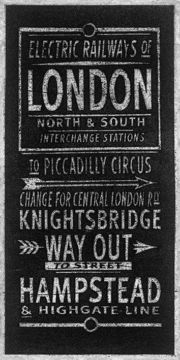 Barry Goodman (Electric Railways of London) Canvas Print
