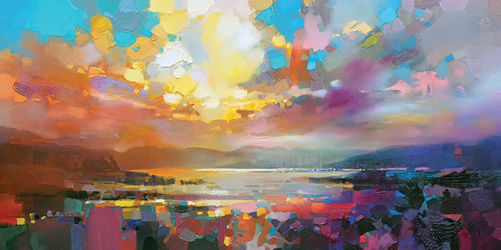 Scott Naismith (Marina) Canvas Print