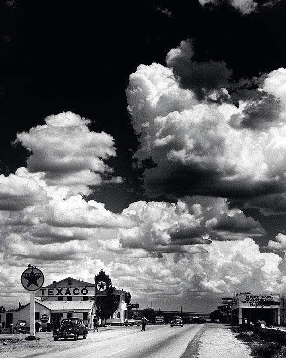 Time Life (Route 66, Arizona) Canvas Print