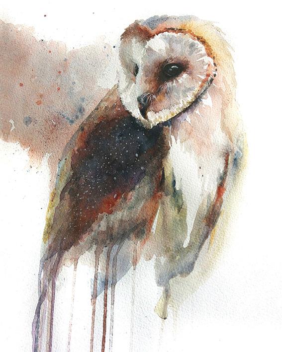 Sarah Stokes (Eric Sitting) Canvas Print