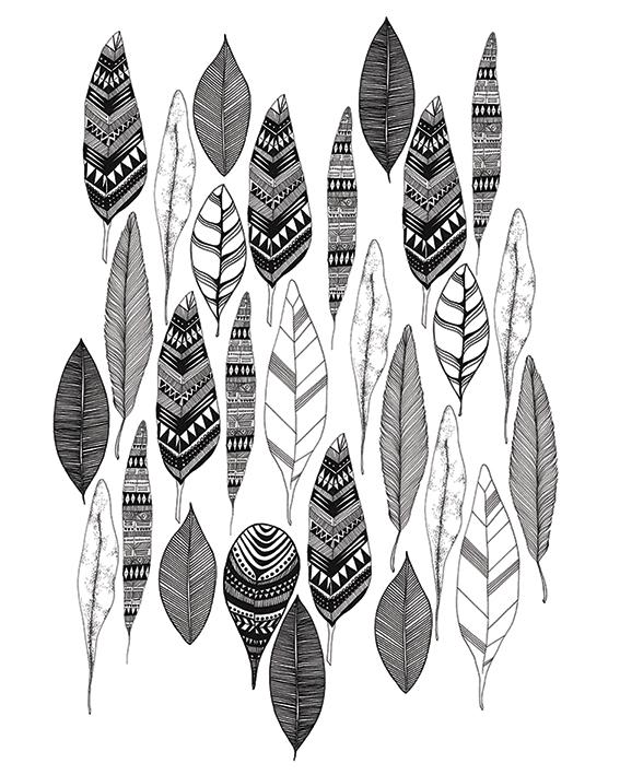 Sofie Rolfsdotter (Autumn Leaves) Canvas Prints