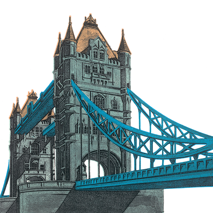 Barry Goodman (The Bridge) Canvas Prints