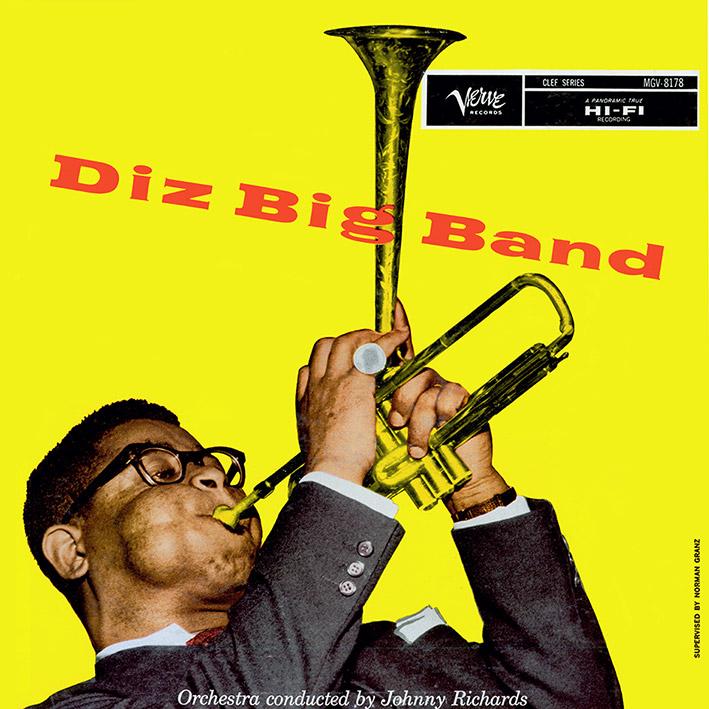 Dizzie Gillespie (Big Band) Canvas Prints
