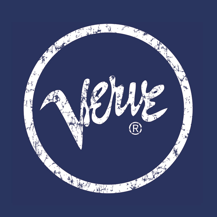Verve (Logo) Canvas Print