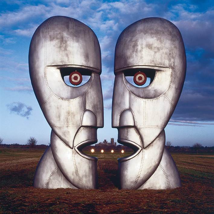 Pink Floyd (The Division Bell) Canvas Prints