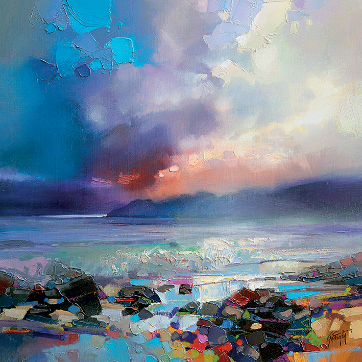 Scott Naismith (Lacuna) Canvas Prints