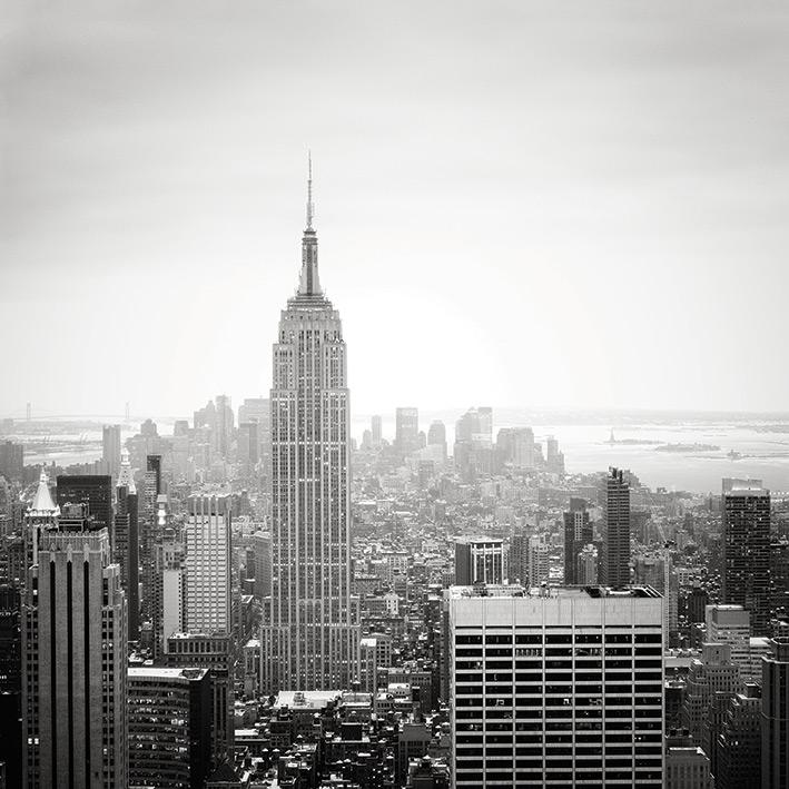 Håkan Strand (Empire State Building, NYC) Canvas Prints