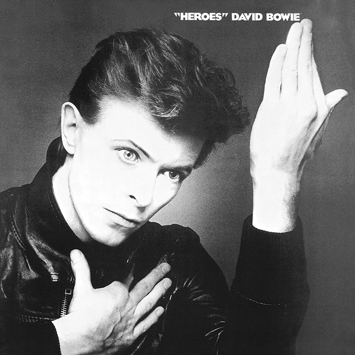 David Bowie (Heroes) Canvas Print