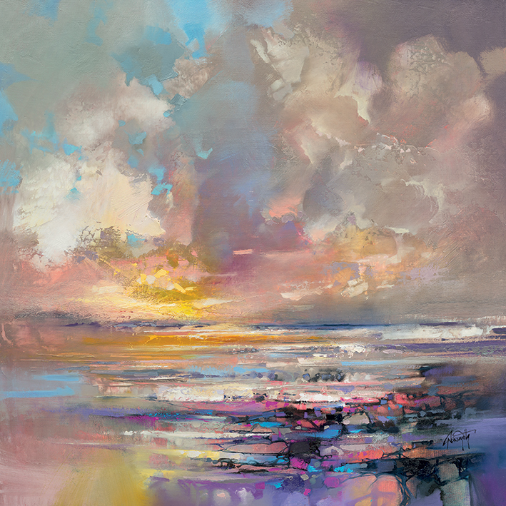 Scott Naismith (Radiant Energy) Canvas Prints