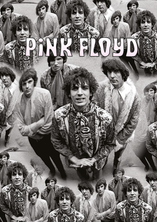 Pink FLoyd (Piper) Canvas Prints