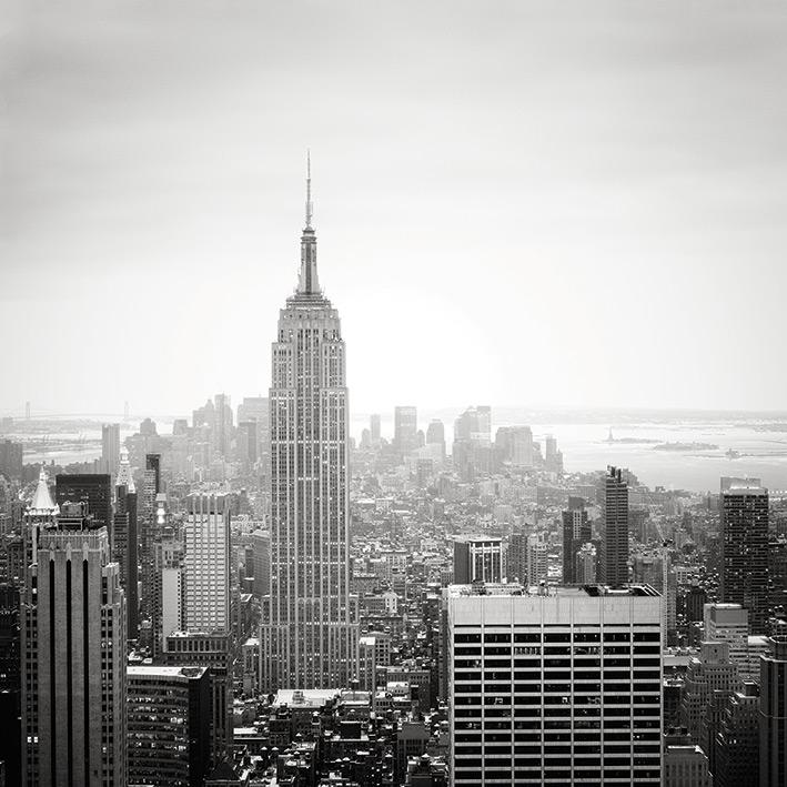 Håkan Strand (Empire State Building, NYC) Canvas Print