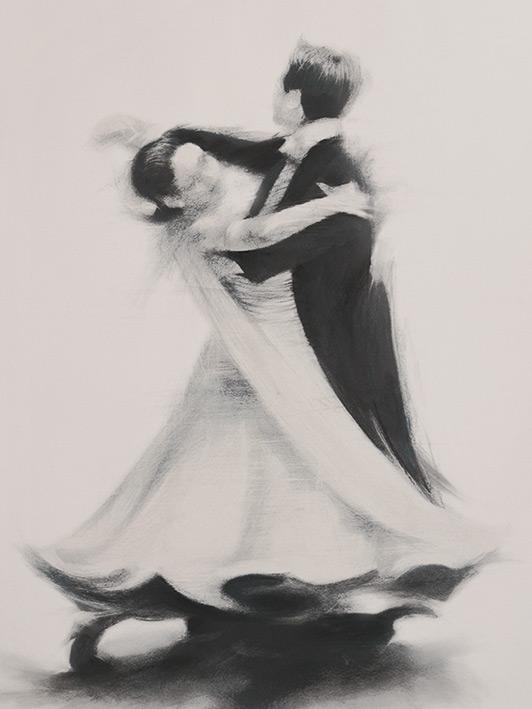 T. Good (Ballroom 1) Canvas Prints