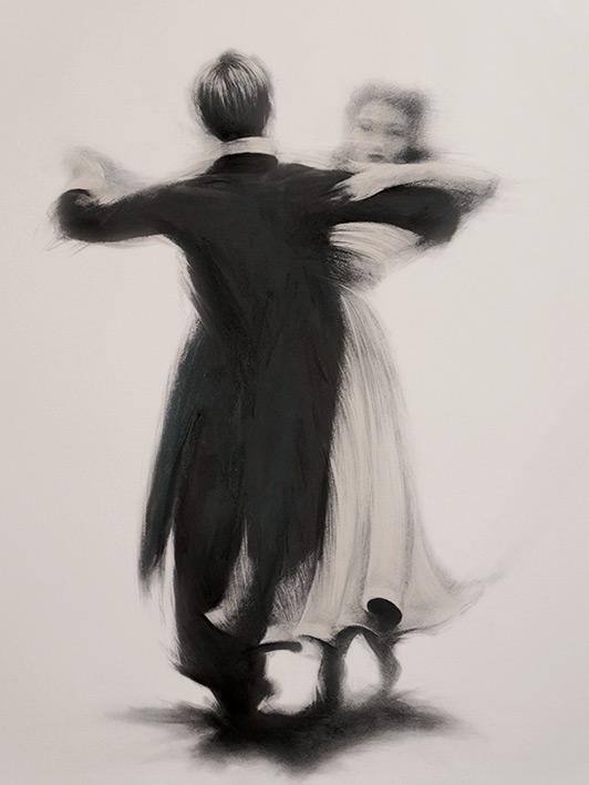 T. Good (Ballroom 2) Canvas Print